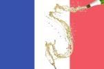 Sekt aus Frankreich