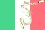 Sekt aus Italien