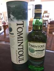 Tomintoul Speyside Peated Single Malt Scotch Whisky 40% 0,7l