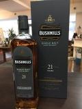 Bushmills 21 Jahre alter Single Malt Rare 0,7l