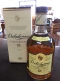 Dalwhinnie Highland Single Malt Scotch Whisky 15 Jahre 43% Vol. 0,7l