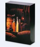 Präsentverpackung Weinkeller 3er