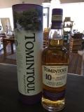 Tomintoul Speyside Single Malt Scotch Whisky 10 Jahre 40% 0,7l