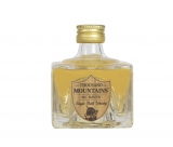 Thousand Mountains MC RAVEN Single Malt Whisky 46,2% 0,04l